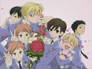 Ouran High School Cast