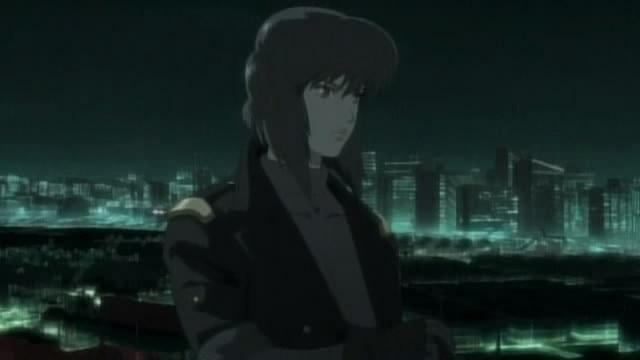 Major Kusanagi returns, with a snazzy new coat