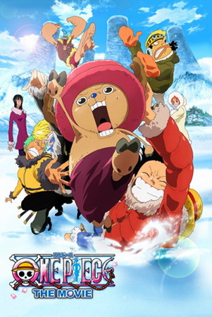 One Piece Movie 9: Episode of Chopper Plus  Bloom in the Winter  Miracle Sakura